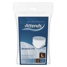 Attends Stretch Fit Pants Large