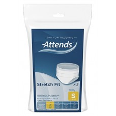 Attends Stretch Fit Pants Small