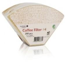 Kaffefilter 1x4